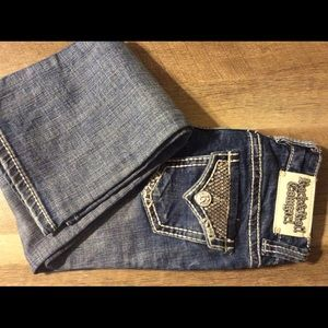RockAndRoll Cowgirl jeans Size 8